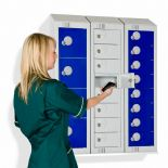 Elite Personal Effects Lockers